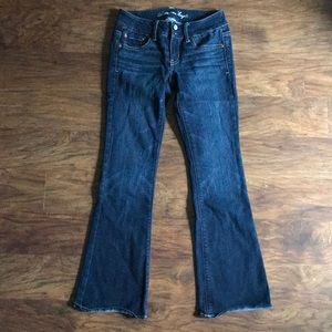 American Eagle Size 2 Short Artist Jeans